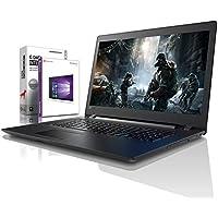 Lenovo (15.6 inch HD) notebook (AMD A4-9125 2x2.6 GHz, 8GB DDR4 RAM, 512 GB SSD, Radeon ...