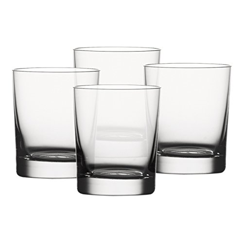 Tumbler (Spiegelau & Nachtmann, 4-teiliges Tumbler-Set , Kristallglas, 280 ml, Classic Bar, 900175)