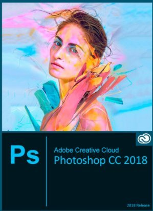 Adobe Photoshop CC 2018 Original 1 Year License (Digital Download -MAC,WINDOWS) (No CD / DVD)(Nothing Physical)