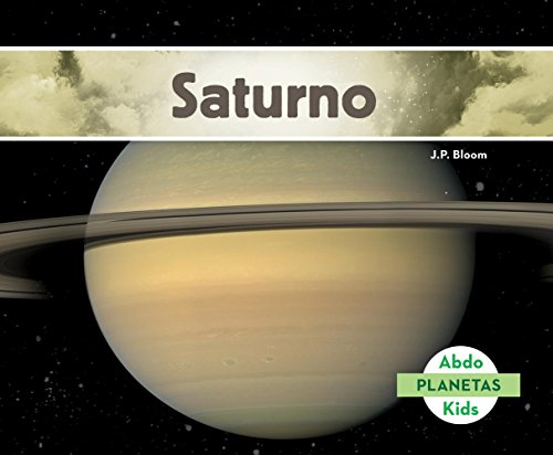 Saturno (Saturn) (Planetas / Planets) por J. P. Bloom