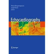 echocardiography nihoyannopoulos petros kisslo joseph