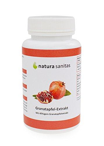 naturasanitas - Granatapfelextrakt - 54 g