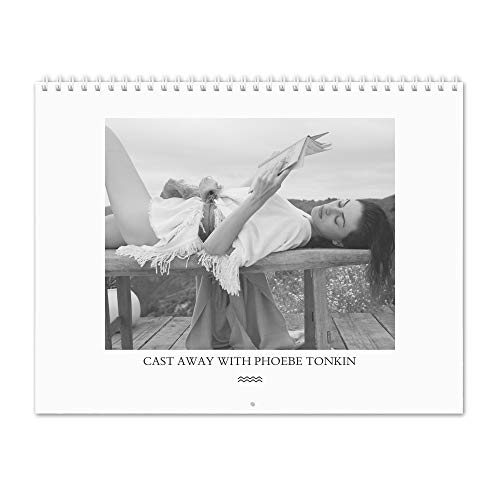 Phoebe Tonkin - Cast Away 2020 Wandkalender