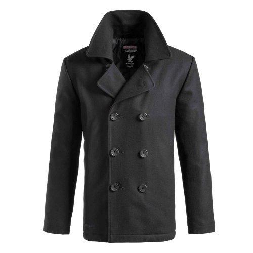 Surplus - Raw Vintage veste 'CABAN' - Noir, XL