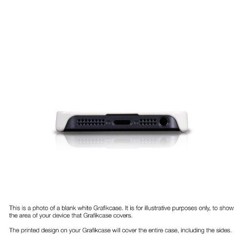 MediaDevil Grafikcase Apple iPhone 5 / 5S Hülle: Ultra Slim Edition - Blue Galaxy (Glänzend) London Buses