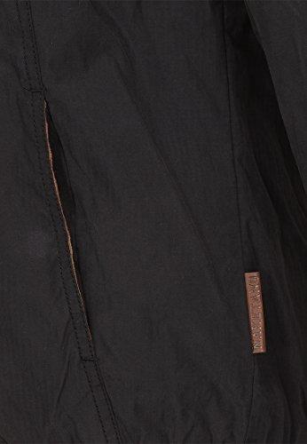 Naketano Penisbutter Jacket Dusty Pink Black