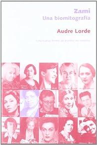 Zami - una biomitografia par Audre Lorde