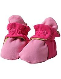 HUWWIJA Infant Toddler One-Piece Cotton Kimono Romper Newborn Baby Unisex Cute Short Sleeves Jumpsuit 2 Pack Bodysuit