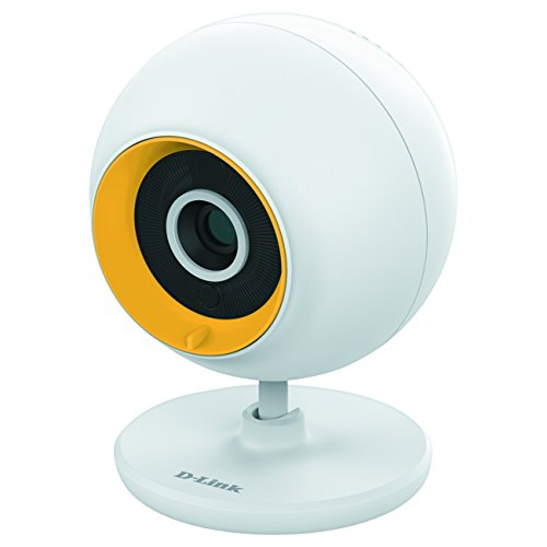 D-Link DCS-825L HD WiFi Baby Camera - Temperature Sensor Personalize Audio 2-Way Talk Local and Remote Video Baby Monitor app for iPhone and Android  available at amazon for Rs.7194