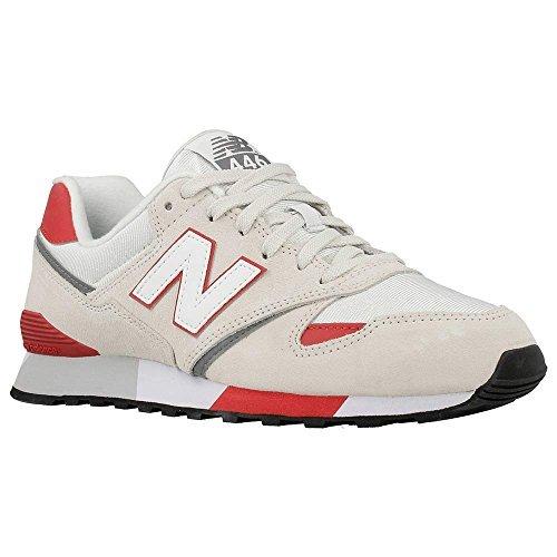 New Balance 446 80s Running, Scarpe da Ginnastica Basse Unisex-Adulto Beige