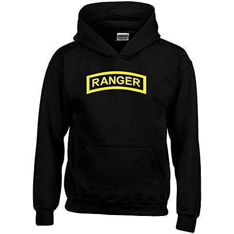 T-Shirtshock - Felpa hoodie bambino TM0386 ranger tab