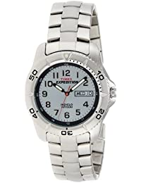 Timex Expedition Analog Silver Dial Unisex Watch - T46601