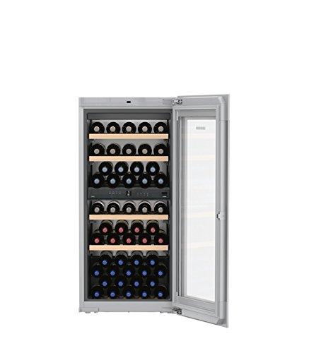 Liebherr ewtgw 2383eingebaut Kombi-Wein-51bottle (S) A–Weinkühler (eingebaut, grau, grau,...