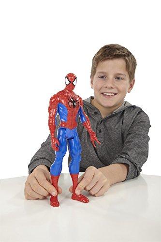 Marvel Spiderman Spider-Man - Figura de 30 cm (Hasbro B0830EU40) 5