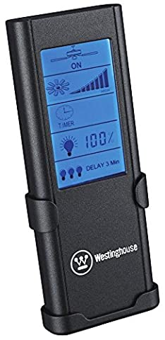 Westinghouse Radio Frequency Remote Control - Graphite