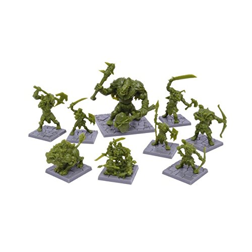 Fantasy Miniatur Figuren (Dungeon Saga: The Green Rage Miniature Set)