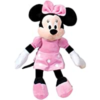 Minnie Mouse Minnie Mouse-Peluche, Color Rosa (Famosa 760011896), 18 x