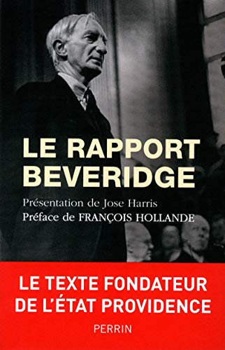 Le rapport Beveridge par William BEVERIDGE