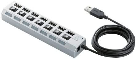 Terabyte 7-Port USB3.0/2.0 Hub With Independent Switches