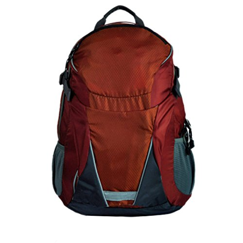 Yy.f18L Im Freien Bergsteigen Taschen Lange Taschen Rucksäcke Mountainbike Reitausrüstung Sporttasche Multifunktional (grün Und Rot) Blue