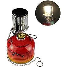 AITOCO Mini Calentador de Gas lámpara Colgante Linterna luz pequeña Tienda portátil antorcha para la iluminación