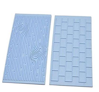 ca-wood-grain-brick-wall-2-piece-impression-mat-set