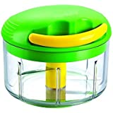 Multi Purpose Quick Chopper Non Electric Power With Hand Juicer Chopper