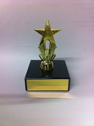 Micro star gold dance, Verwirklichung, Trophäe Award 82 (3,25 mm