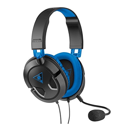 Turtle Beach Recon 60P Casque Gaming - PS4