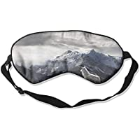 Comfortable Sleep Eyes Masks Wolf Snow Mountains Pattern Sleeping Mask For Travelling, Night Noon Nap, Mediation... preisvergleich bei billige-tabletten.eu