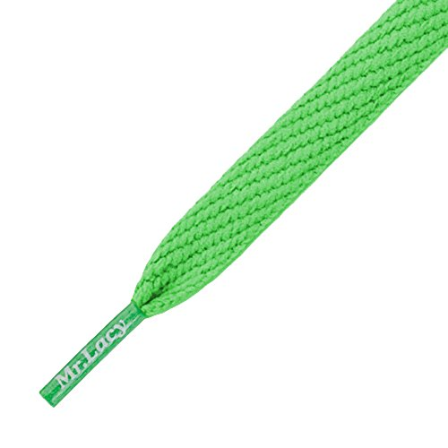 Mr Lacy Smallies lacets-Vert Kelly