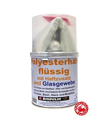 250g-2-komponenten-polyester-reparatur-set-glasfaser-set-mit-polyesterharz-8g-hrter-0125m-glasfaserg