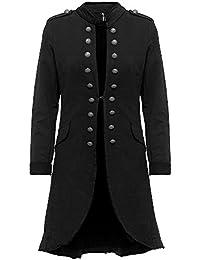 Madonna Damen Blazer Damenjacke Admiral Jacke Military Blogger S - XXL XXXL