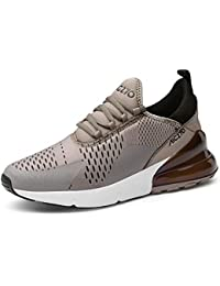 5e7b42a44ad GJRRX Homme Femme Air Baskets Chaussures Gym Fitness Sport Sneakers Style  Running Multicolore Respirante Multisports Outdoor