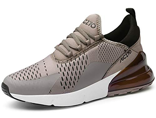 GJRRX Homme Femme Air Baskets Chaussures Gym Fitness Sport Sneakers Style Running Multicolore Respirante Multisports Outdoor Casual Baskets 35-47
