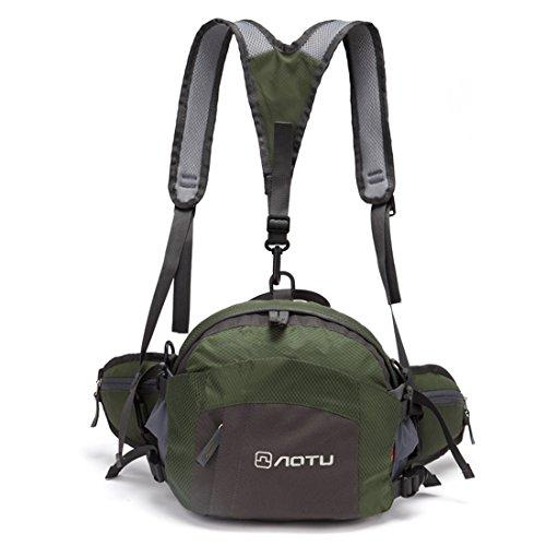 Sporttaschen & Rucksäcke GÜRTELTASCHE Bauchtasche Hüfttasche Bag Tasche SBH 12 Siberian Sibirien HUSKY