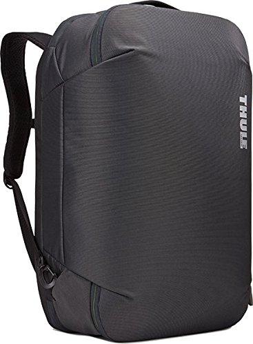 Thule Subterra Carry-On Duffel 40L Reisetasche (flexibel tragbar als Rucksack oder Schultertasche) Dark Shadow (Airline-carry-on Taschen)