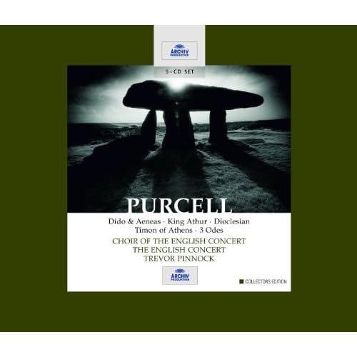 Purcell: King Arthur, or The British Worthy (1691) / Act 2 - Shepherd, shepherd, leave Decoying (Shepherdesses)