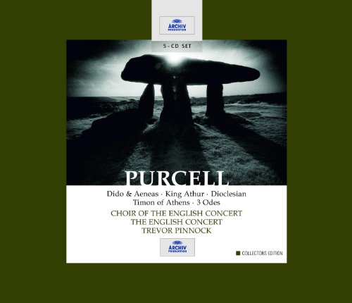 Purcell: Timon Of Athens, Z.632 / The Masque - Curtain Tune On A Ground