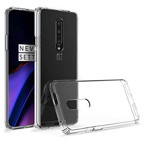 Olixar OnePlus 7 Pro Bumper Case Coque Rigide Protection Choc Slim Design...