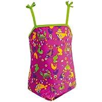 Zoggs Girl's Circus Splash Classicback Swimming Costume