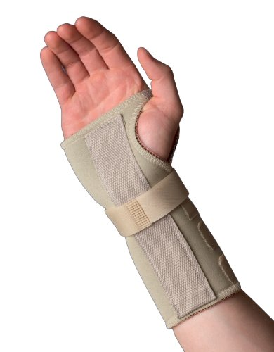 Thermoskin Thermal Wrist/Hand Carpal Tunnel Brace Right Medium 17-19cm