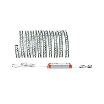 Paulmann Function MaxLED 1000 Basisset 3m Warmweiß 40W 230/24V 75VA Silber