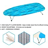 Sepik Portable and Lightweight Ironing Board Designed for Daily Use