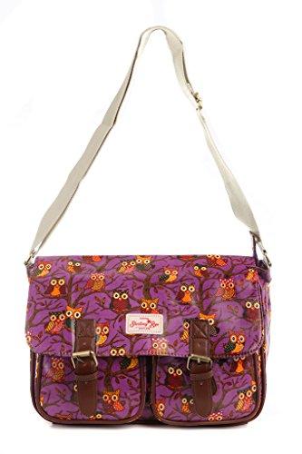 Sterling Rye - Sacchetto donna Purple
