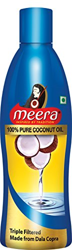 Meera Pure Coconut Hair Oil, 500ml