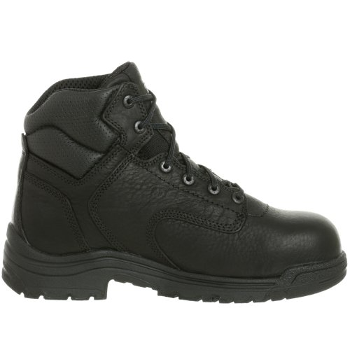 "Timberland PRO Men's 50507 Titan 6"" Composite Toe Boot,Black,10 M Black"