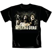 Walking Dead T-Shirt Zombies Cracked Grö�e S