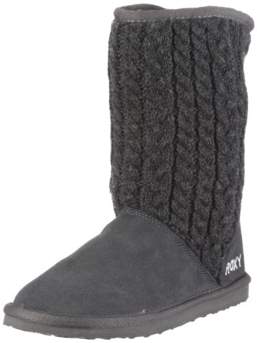 Roxy Tory XKWSL053 Damen Stiefel Schwarz/Washed Black