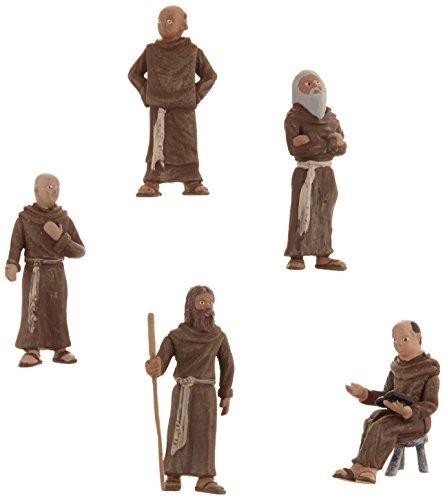 Woodland Scenics Kunststoff Szene Setter (R) Figurines-Friars/Mönche 5kg